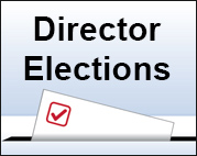 Director Elections - RESULTS